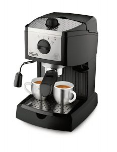 De'Longhi EC155 15 BAR Pump Espresso and Cappuccino Machine