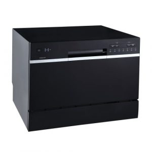 EdgeStar DWP62BL Countertop Dishwasher