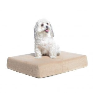 Milliard Premium Orthopedic Non-Slip Cover Memory Foam Dog Bed