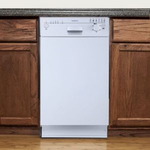 EdgeStar BIDW1801W 18-Inch Built-In Dishwasher