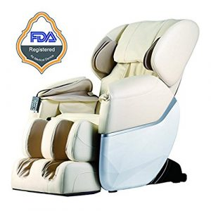 Mr. Direct New Electric Full Body Shiatsu Massage Chair