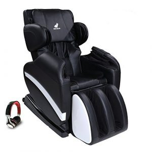 SUNCOO Full Body Shiatsu Massage Chair