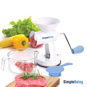 Simple Being Manual Meat Grinder