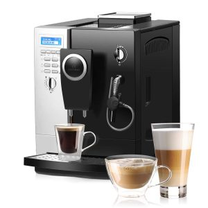 COSTWAY Super Automatic All-In-One Design Espresso Machine
