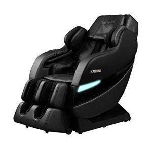 Kahuna Massage Chair Top Performance Superior Massage Chair (Black)