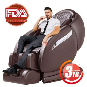 OOTORI Zero Gravity Massage Chair Recliner Shiatsu Electric Massage Chair