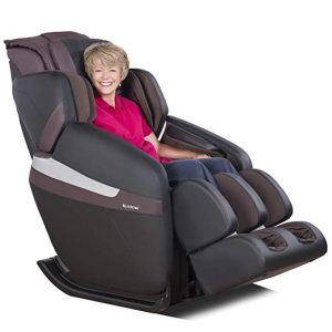 RELAXONCHAIR Built-In Heat Zero Gravity Shiatsu Massage Chair