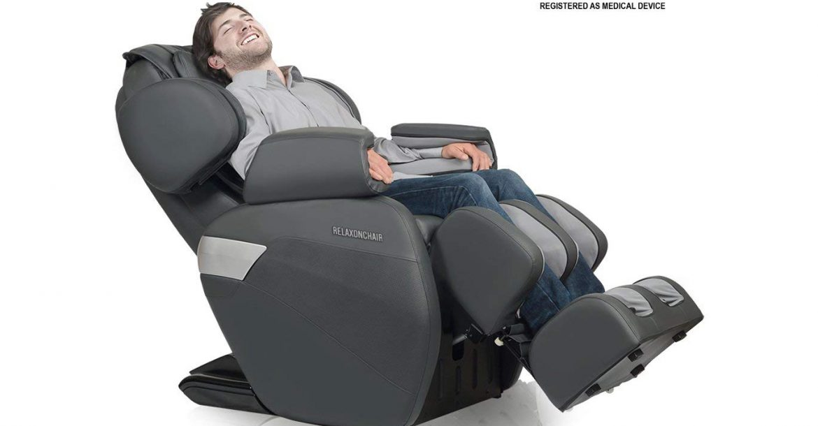 Top 10 Best Shiatsu Massage Chairs In 2019