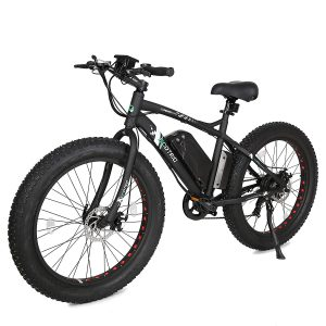 ECOTRIC 4.0 inch Fat Tire Electric Bike Mountain Bicycle