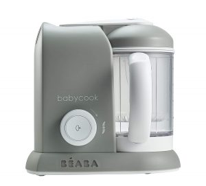 BEABA Babycook Steam Cooker 4 in 1 food maker