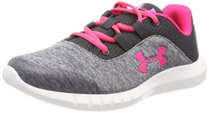 Under Armour Girls Low Top Ua Mojo Bungee Walking Shoes