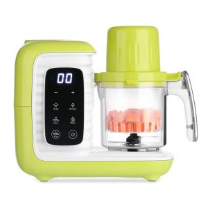 Zanmini 6 in 1 Baby Organic Food Maker for Toddlers and Infants
