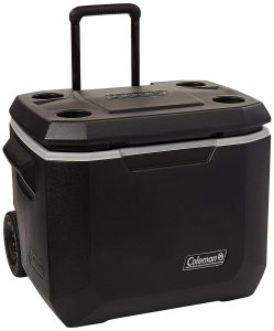 Coleman Xtreme Series 50 Quart Wheeled Cooler