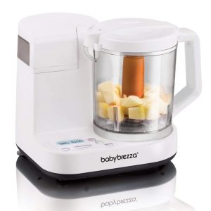 Baby Brezza Glass Steamer and Blender Baby Food Maker