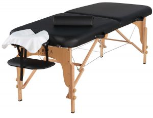 SierraComfort Portable Soothe Series Massage Table