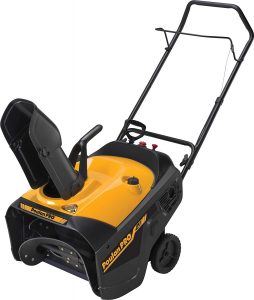 Poulan Pro 21-inch 961840001 Electric Start Snow Thrower
