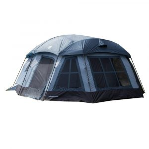 Tahoe Gear Ozark 16 Person 3-Season Large Cabin Tent