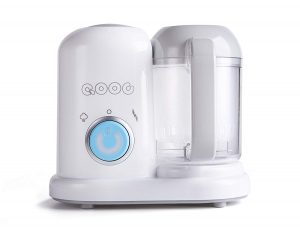 minne - QOOC 4-in-1 Mini Baby Food Maker