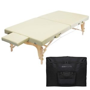 Saloniture Portable Physical Cream Therapy Massage Table