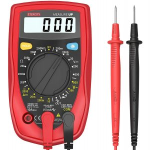 Etekcity Digital Multimeter, MSR-R500 Continuity Test Tester