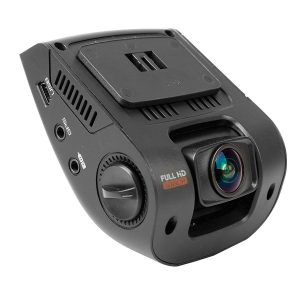 Rexing V1 2.4-Inch LCD Car Dash Cam, Loop Recording
