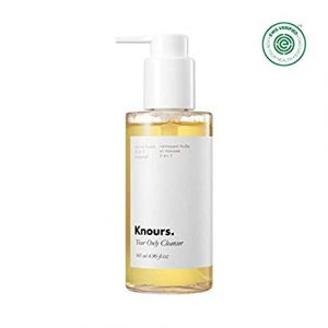 Knours. KNOW YOUR SKIN Cleansing Makeup Remover