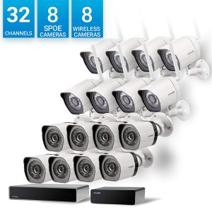Top 10 Best Wireless Security Cameras System in 2019 - Buying Guides