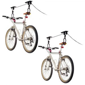 Discount Ramps Bike Elevation Garage Bicycle Hoist Kit