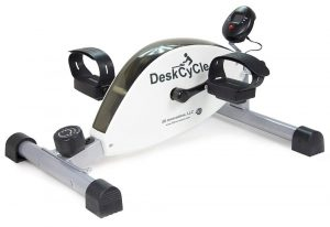 DeskCycle under Desk Pedal Exerciser and Exercise Bike