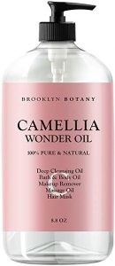 Brooklyn Botany-Camellia Wonder Oil - Natural and 100% Pure