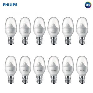 Philips LED 462977 C7 Non-Dimmable Light Bulbs