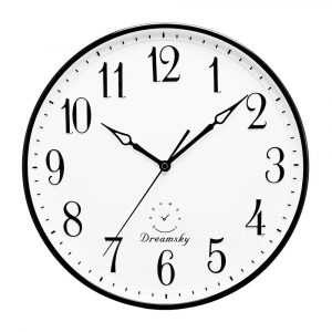 DreamSky Living Room Extra Large Wall Clock