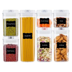 Airtight Vtopmart 7 Pieces Food Storage Containers