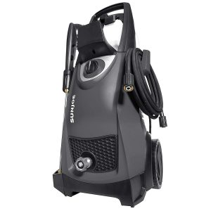 Sun Joe SPX3000-BLK Pressure Washer, Black