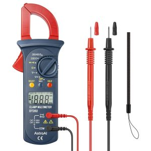AstroAI Digital Clamp Meter Voltage Tester