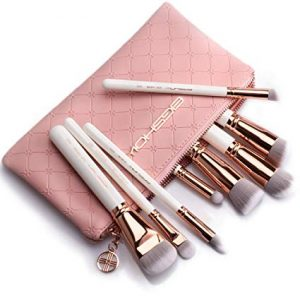EIGSHOW Makeup Brushes Aristocratic 8Pcs Makeup Brush Set