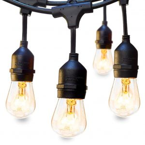 addlon 48 FT Outdoor String Lights