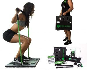 BodyBoss Gym 2.0 - Full Portable Gym Workout Package