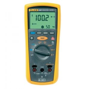 Fluke 1507 Digital Insulation Resistance Tester