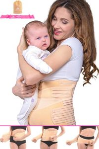 Hip Mall Postpartum C Section Belly Wrap Belly Band