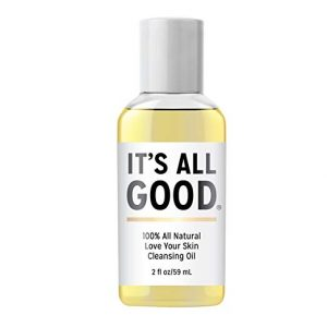 Its All Good - Makeup Remover and Facial Cleanser, 100% All Natural
