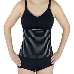 Luxe-Phillips Hospital Grade Breathable Postpartum Belly Wrap