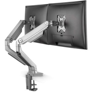 MtKotW Dual Arm Monitor stand