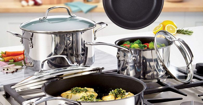 Photo of Top 10 Best Non-Stick Cookware Set in 2020 – Reviews