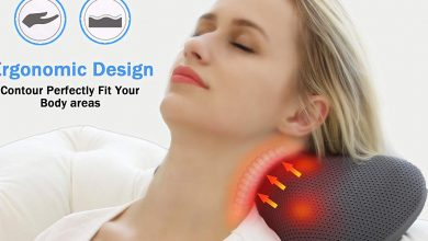 Photo of Top 10 Best Neck Massagers in 2019 – Reviews – Relief Muscle Pain