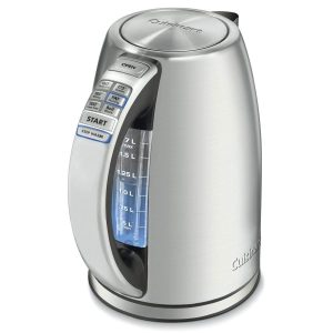 Cuisinart 1.7-Liter CPK-17 PerfecTemp Cordless Electric Kettle