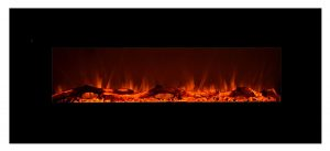 Touchstone 80001 - 50 Inch Wide Onyx Electric Fireplace