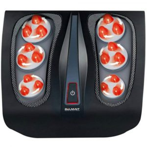 Belmint Shiatsu Kneading Foot Massager Great for Tired Feet