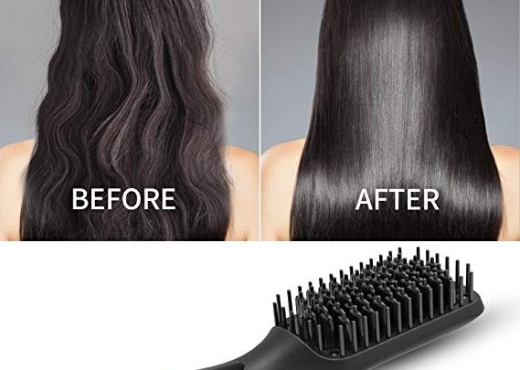 Photo of Top 10 Best Hair Straightening Brushes in 2019 – Buying Guide