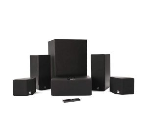 Enclave Audio Wireless Audio CineHome Home Theater System